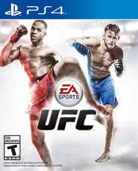 GRA PS4 UFC