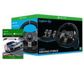 Logitech G920 + gra Forza Motorsport 7